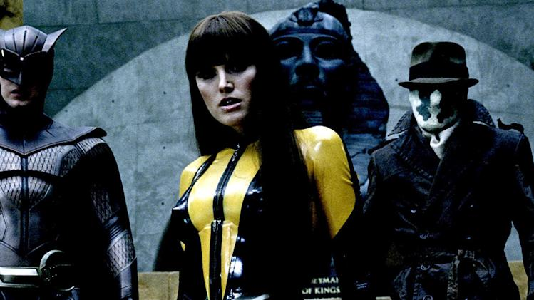 Watchmen Production Stills thumbnail