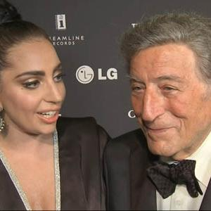 ShowBiz Minute: Sorrentino, Lady Gaga, Emmys