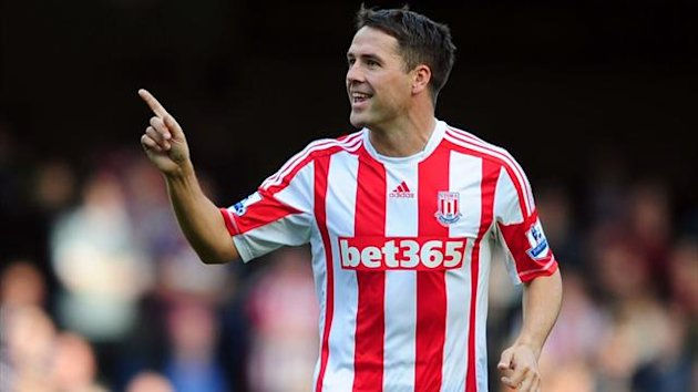 Stoke City&#39;s Michael Owen