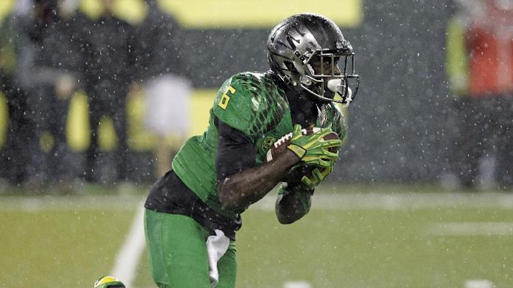 Oregon RB Thomas unlikely to play against Colorado