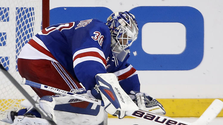 Rangers G Lundqvist sidelined due to illness