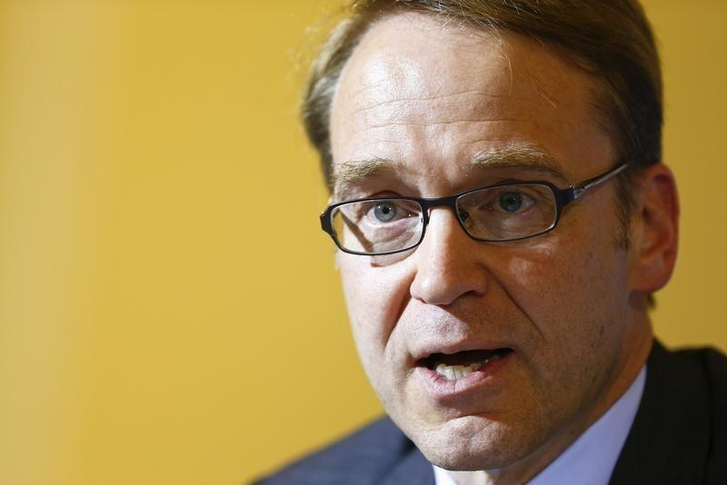 Bundesbank's Weidmann - It's in interest of Greek government to do reforms