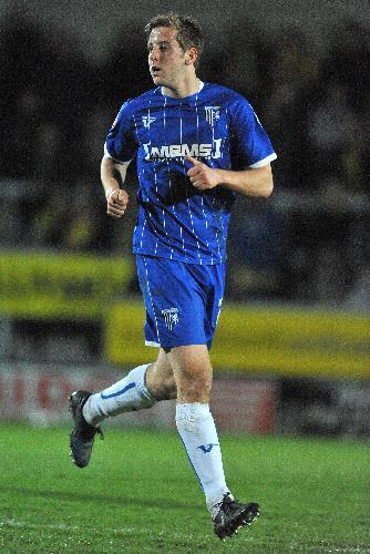 Connor Essam is back at Gillingham