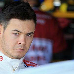 Larson: 'It'd be nice to get our first win here'