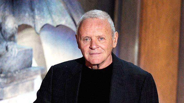 Anthony Hopkins Scream Awards