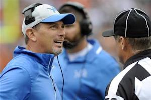 NFL: Detroit Lions at Cleveland Browns