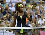 Reigning Wimbledon and US Open champion Serena Williams (pictured on September 9) has withdrawn from the China Open because of flu while her sister Venus has also pulled out, citing a back injury, organisers said on Friday