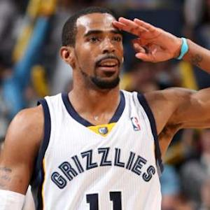 Conley Drops 20 on the Bobcats