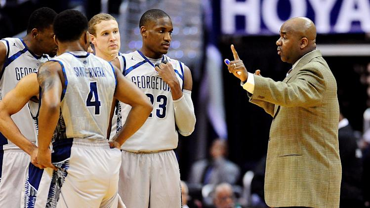 NCAA Basketball: DePaul at Georgetown