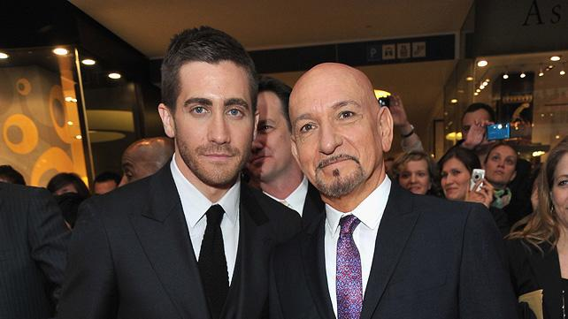 Prince of Persia The Sands of Time UK Premiere 2010 Jake Gyllenhaal Ben Kingsley