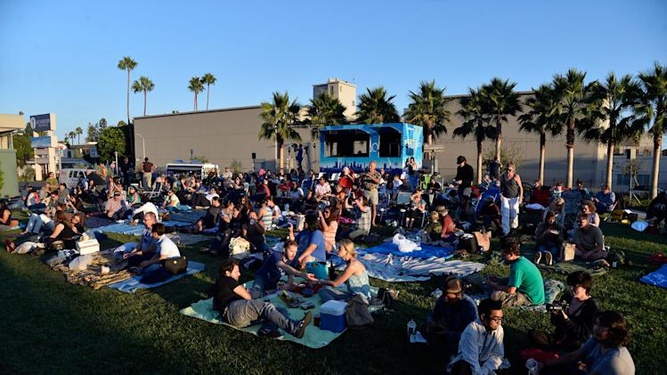 "The Academy Of Motion Picture Arts And Sciences' Oscars Outdoors Screening Of ""Born In East L.A."""