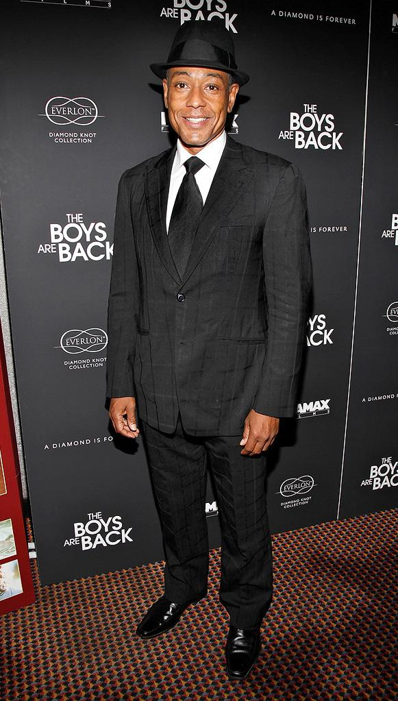 The Boys Are Back NY Premiere 2009 Giancarlo Esposito