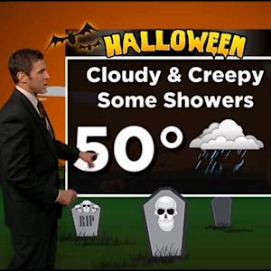 KDKA-TV Evening Forecast (10/29)