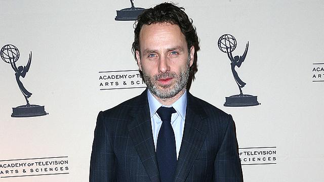 5 Things You Don't Know About Andrew Lincoln