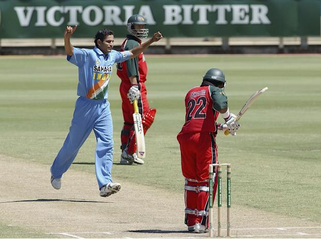 Cricket - ODI , Zimbabwe v India