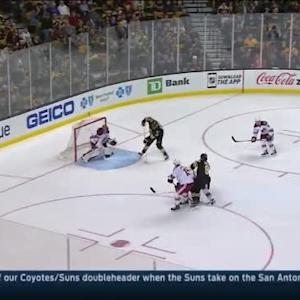 Mike Smith Save on Milan Lucic (06:50/2nd)