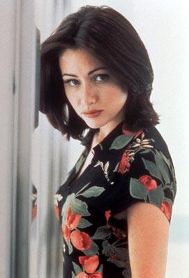 Shannen Doherty in Gramercy Pictures' Mallrats
