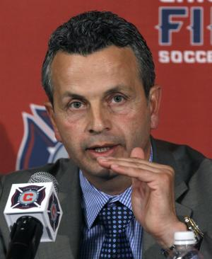 Fire coach Klopas, president Leon step down