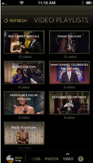 Academy Launches Oscar App on Android, Amazon