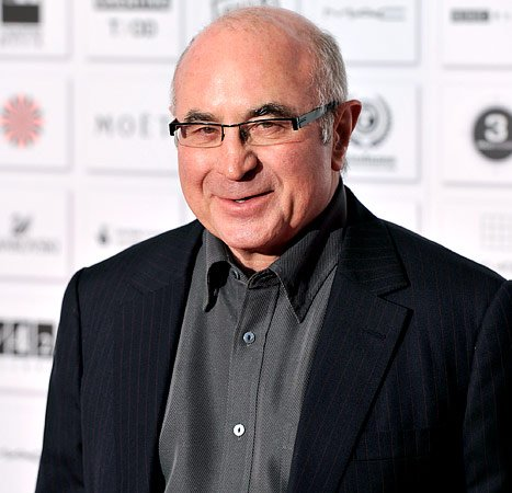 Actor Bob Hoskins Retiring After Parkinson's Diagnosis