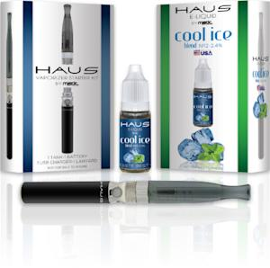 Haus™ Personal Vaporizer Now at Walmart Stores in Oklahoma