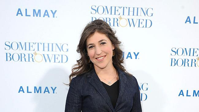Something Borrowed LA Premiere 2011 Mayam Bialik