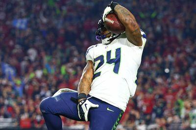 Super Bowl 2015: Why does Marshawn Lynch grab his crotch when he scores a touchdown?
