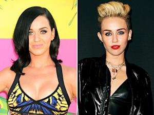 Katy Perry Says Russell Brand Told Her Divorce Plans in a Text; Miley Cyrus Talks Liam Hemsworth: Today's Top Stories