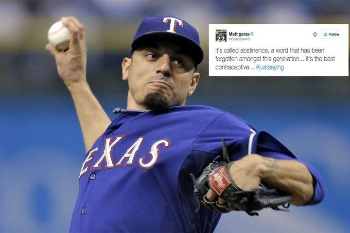 Twitter roasts MLB player for mansplaining birth control to Jessica Chastain