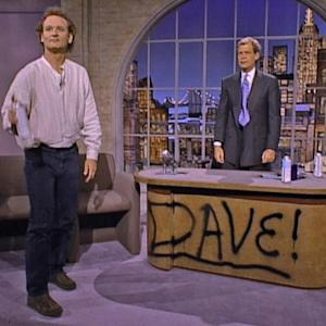 22 Years of Late Show Guests - David Letterman