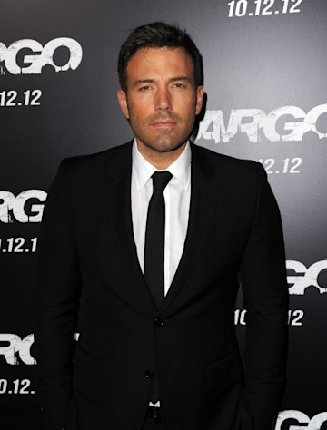 Ben Affleck arrives at the premiere of Warner Bros. Pictures&#39; &#39;Argo&#39; at AMPAS Samuel Goldwyn Theater, Beverly Hills, on October 4, 2012  -- Getty Images