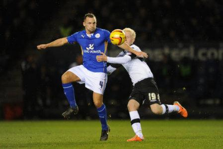 Soccer - Sky Bet Championship - Leicester City v Derby County - The King Power Stadium