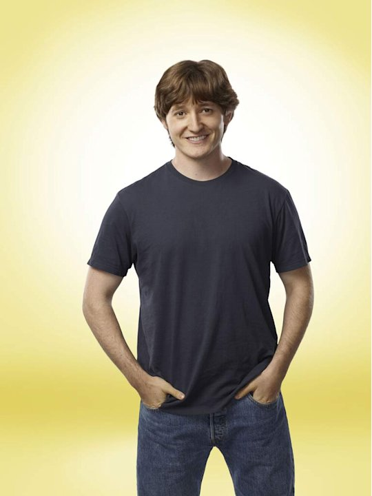 "Lucas Neff stars as Jimmy in ""Raising Hope."""