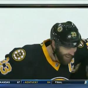 Zdeno Chara Goal on Mike Smith (11:50/2nd)