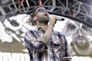 Singer Levine of Maroon 5 performs with Gym Class Heroes at the 2012 Wango Tango concert at the Home Depot Center in Carson