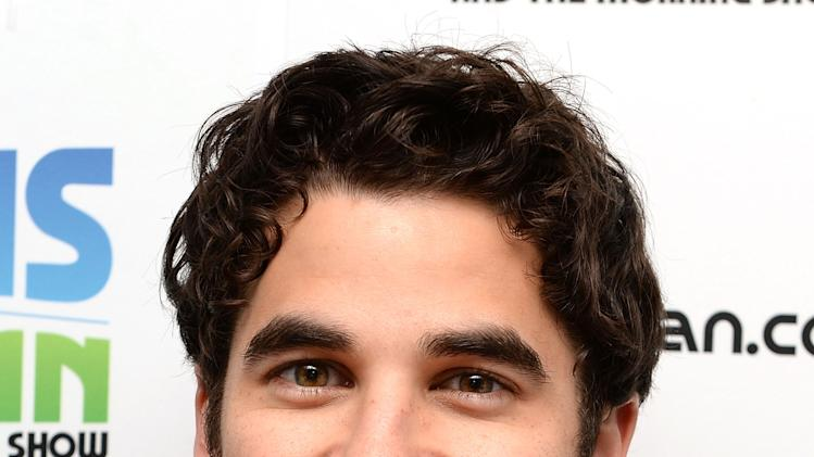 Darren Criss Visits Elvis Duran Z100 Morning Show