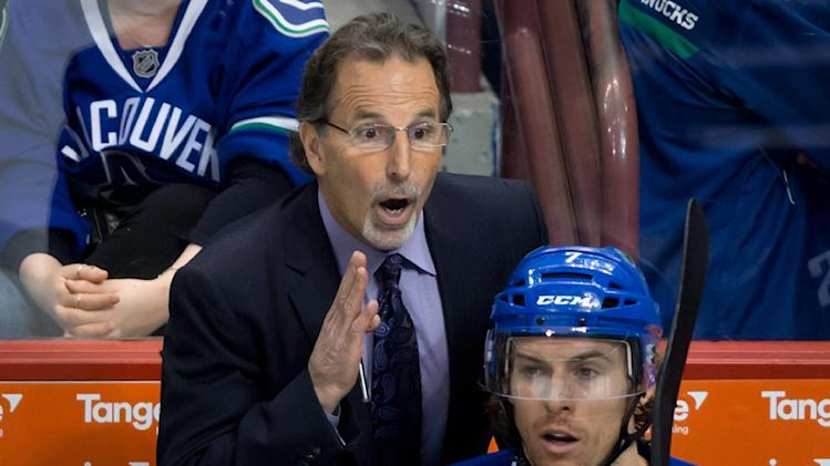 John Tortorella to be fired by Canucks after nightmare first se…