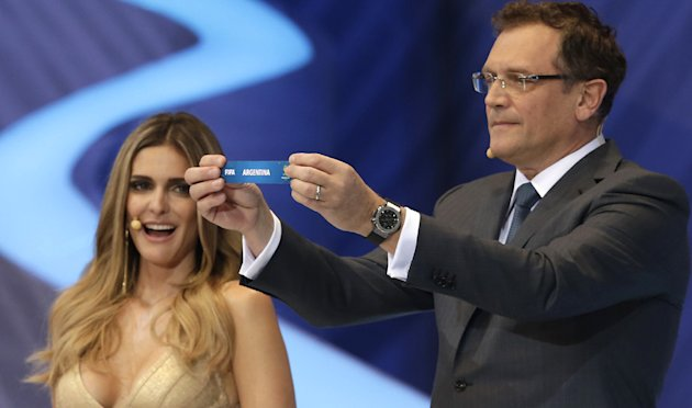 Did FIFA fix the World Cup draw? Or is it a fantastic hackers' coup?