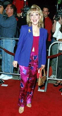 Barbara Eden at the Mann Village Theater premiere of 20th Century Fox's Bedazzled