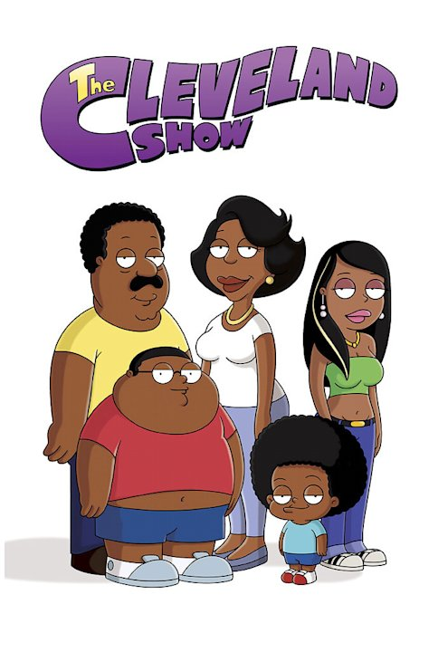 "The cast of ""The Cleveland Show."""