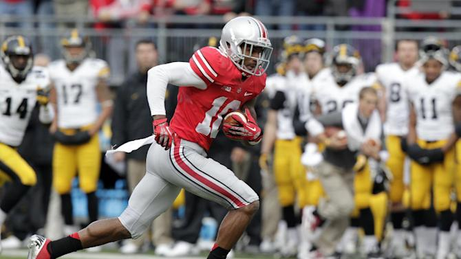 Once distrustful, Buckeyes' Brown now all-in