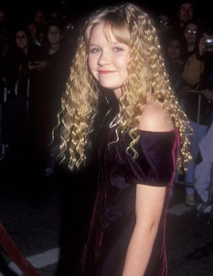 Kirsten Dunst's early modeling gig: A 'Baby-Sitters Club' book ...