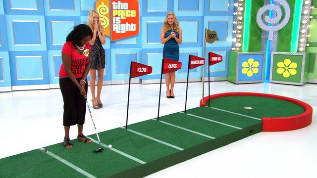 The Price is Right - Time To Play Hole In One!