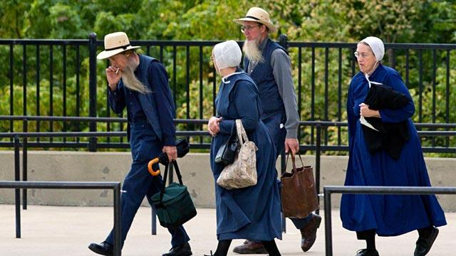 Amish Bishop Found Guilty of Beard-Shaving Attacks