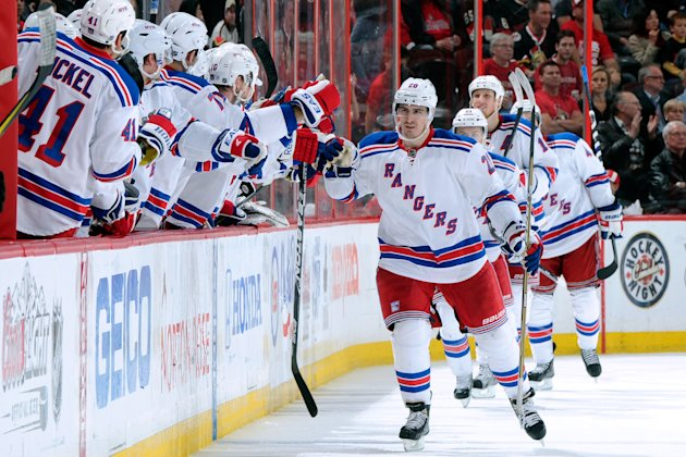 New York Rangers v Ottawa&nbsp;&hellip;