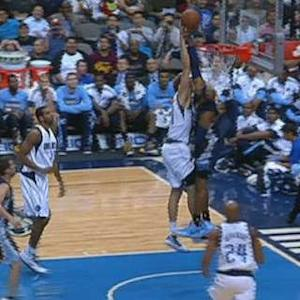 Dirk Denied by Carter