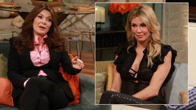 Lisa Vanderpump & Brandi Glanville on Access Hollywood Live -- Access Hollywood