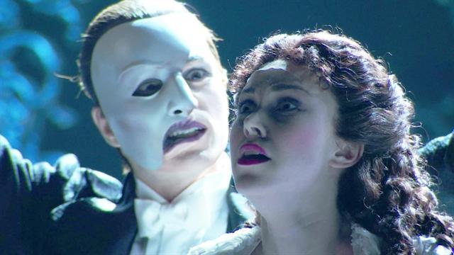 The 67th Annual Tony Awards - Phantom of The Opera