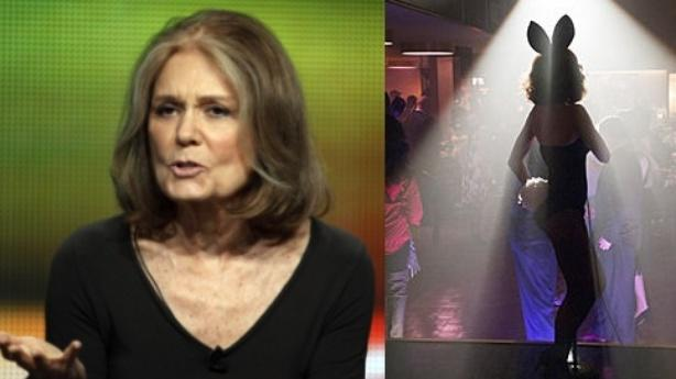 Gloria Steinem Is Skeptical of 'The Playboy Club'
