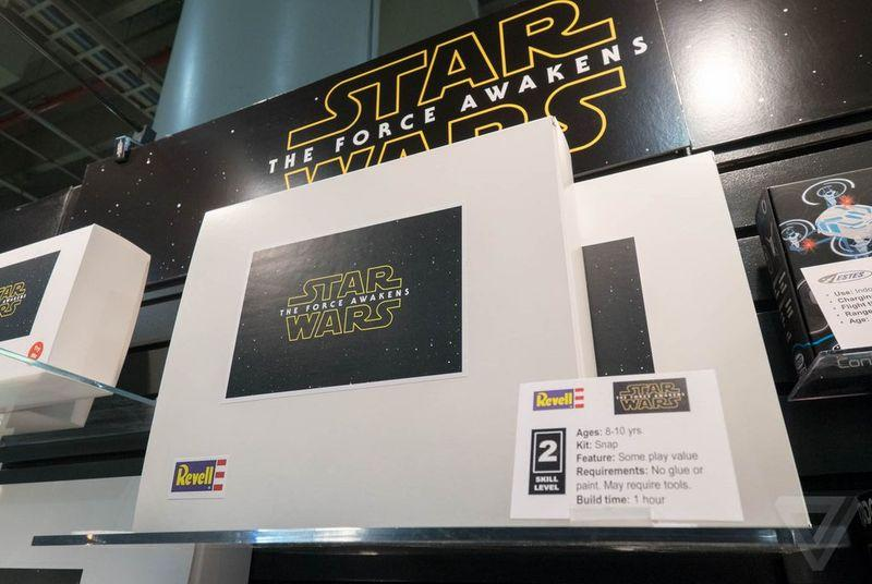 Star Wars: Episode VII toys will hit store shelves on September 4th